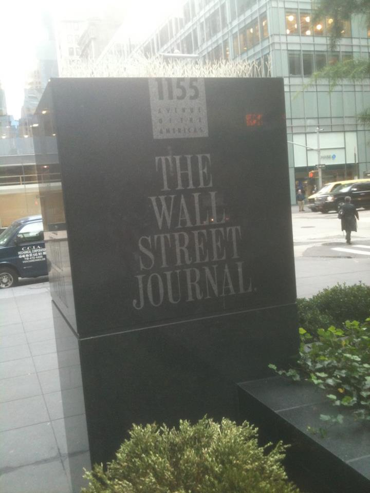 A bite of The Big Apple: Delivering national media from outside NYC