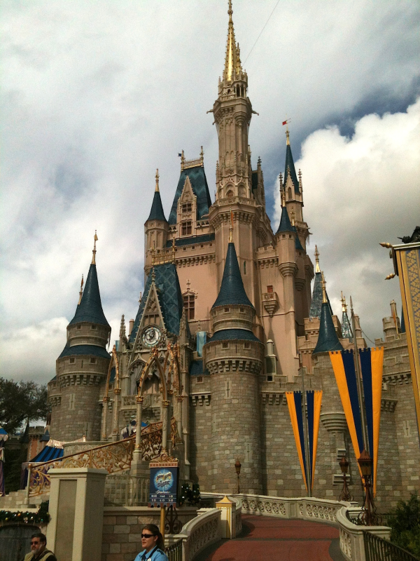 Disney World's business success is rooted in storytelling