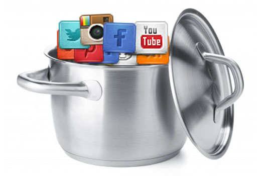The Recipe for Social Media Content