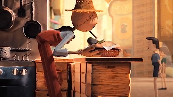 Digital storytelling goes authentic, thanks to Chipotle's Scarecrow