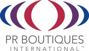 Public Relations Boutiques International™ logo