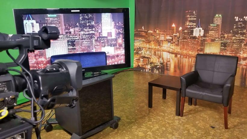 Pittsburgh Video Tech Center Studio