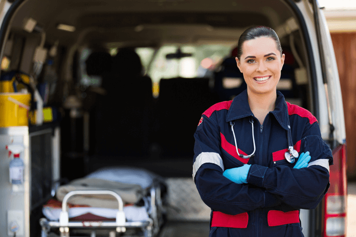 EMS workers offer lifesaving services and are considered medicine's front line.