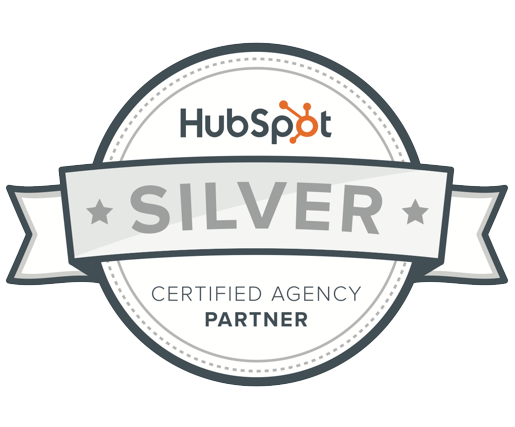HubSpot Silver Tier Certified Agency Partner