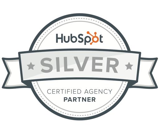 HubSpot Silver Tier Certified Agency Partner