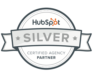 HubSpot Silver Tier Badge