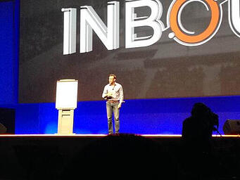 Simon Sinek shares storytelling insights at Inbound