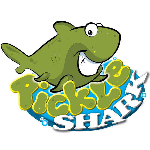 PickleShark logo