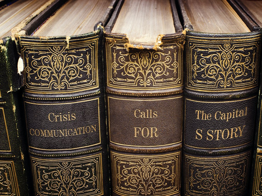 Storytelling in a crisis: Why you need your Capital S Story