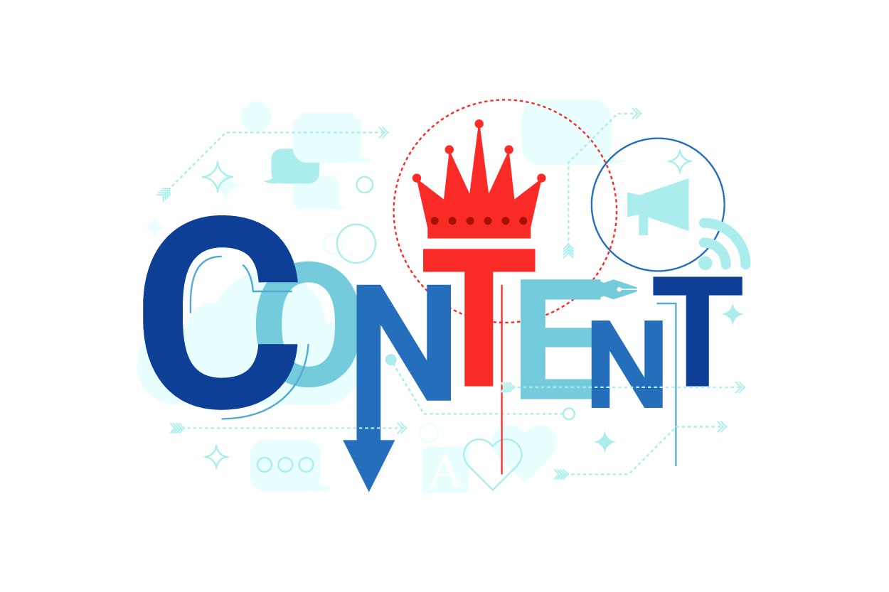 Invest time in writing original content to generate traffic and leads